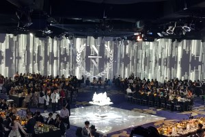 Barco UDX projectors illuminate a spectacular wedding in Indonesia